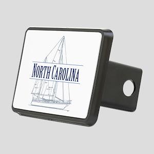 North Carolina - Rectangular Hitch Cover