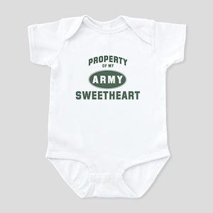 Property of my Sweetheart Infant Bodysuit