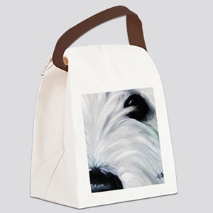 Eye See You Canvas Lunch Bag