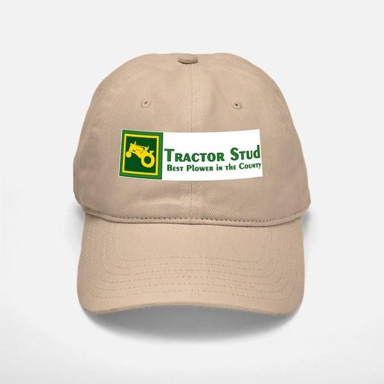 JD Tractor Stud Baseball Baseball Cap