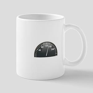 250 mph Speedometer Mug