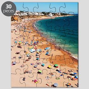 Albufeira beach Puzzle