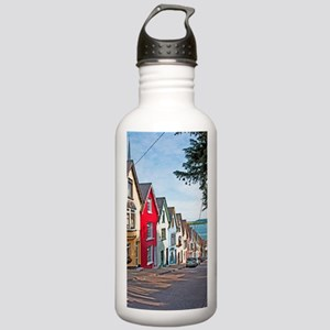 Cobh houses Stainless Water Bottle 1.0L