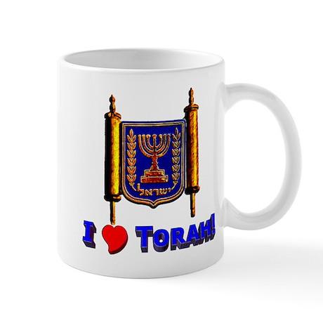I LOve Torah! Mug