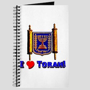 I LOve Torah! Journal