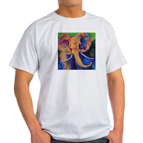 Happy Elephant Light T-Shirt