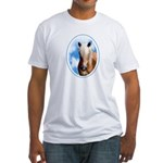 Palomino Pony Fitted T-Shirt