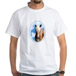 Palomino Pony White T-Shirt