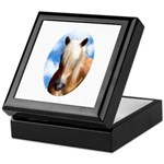 Palomino Pony Keepsake Box