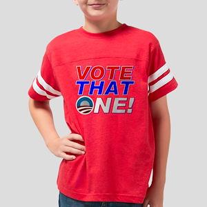 THATONE-3COLORS Youth Football Shirt