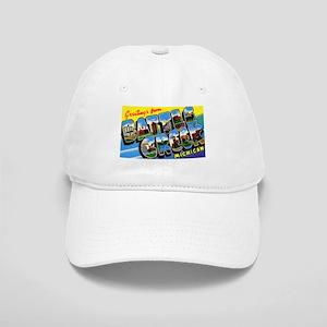 Battle Creek Michigan Greetings Cap