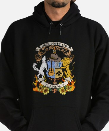 Unique Christian kane Hoodie (dark)