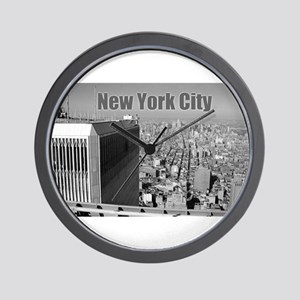 Twin Towers WTC New York City Wall Clock