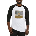 Zombie Dry Cleaners Baseball Jersey
