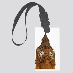 Big Ben Large Luggage Tag