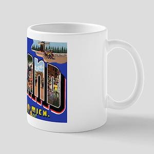 Holland Michigan Greetings Mug