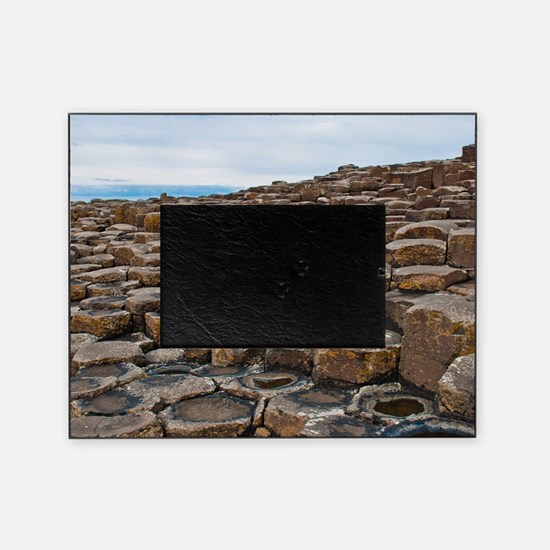 Giants Causeway Picture Frame