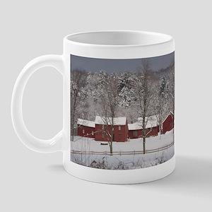 Scenic in the Snow Mug