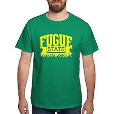 Fugue State Psychiatric Dept. T-Shirt