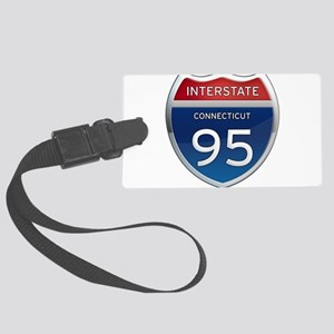 Connecticut Interstate 95 Luggage Tag