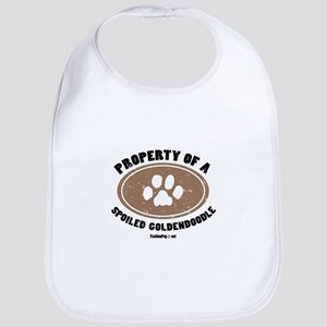 Goldendoodle dog Bib