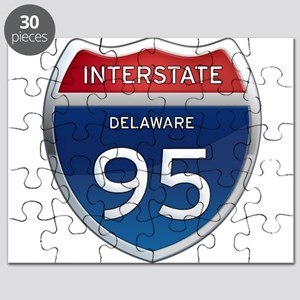 Delaware Interstate 95 Puzzle