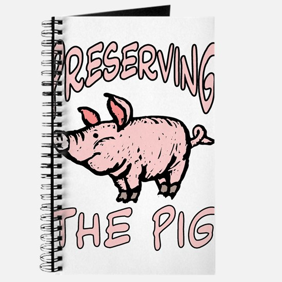 Preserving The Pig Journal