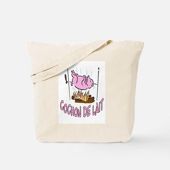 Cochon De Lait Tote Bag