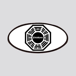 Dharma Initiaive Logo Patches