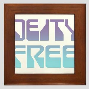 Deity Free Framed Tile
