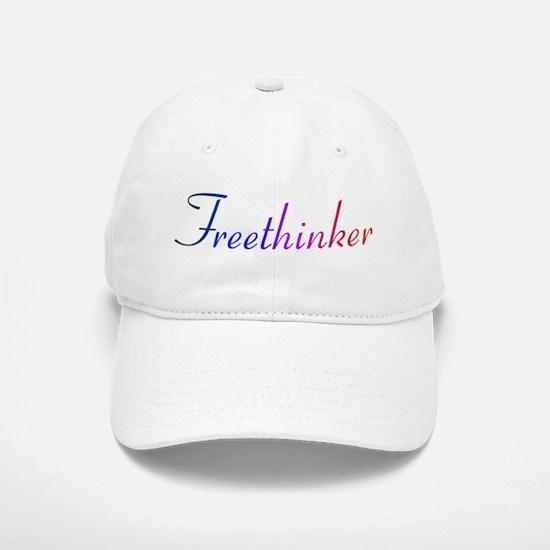 freethinker.png Baseball Baseball Cap
