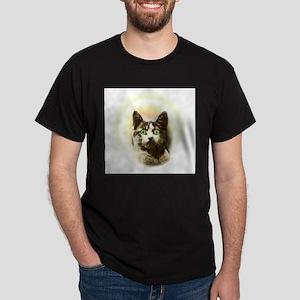 God Cat Dark T-Shirt