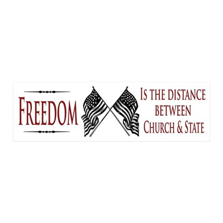 Freedomis2.png 20x6 Wall Decal