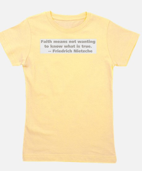 faithmeans.png Girl's Tee