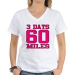 3 Days 60 Miles T-Shirt
