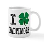 Baltimore Irish Mugs