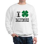 Baltimore Irish Sweatshirt