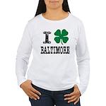 Baltimore Irish Long Sleeve T-Shirt