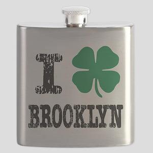 Brooklyn Irish Flask