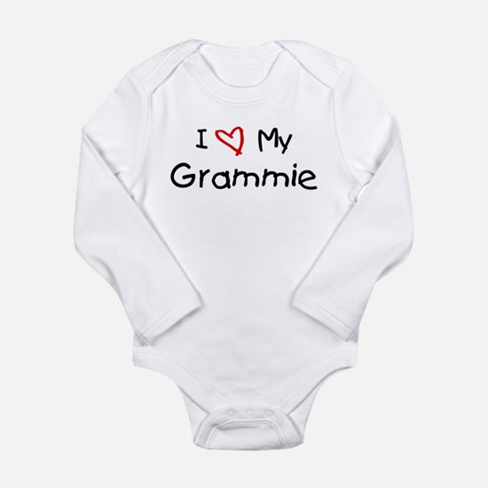 I Love My Grammie Body Suit