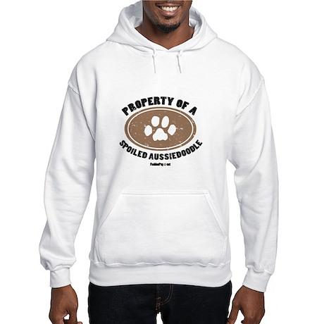 Aussiedoodle dog Hooded Sweatshirt