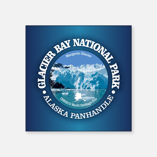 Glacier Bay National Park Sticker