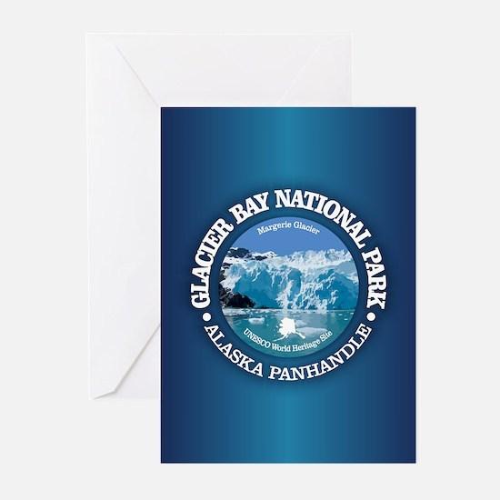 Glacier Bay National Park Greeting Cards