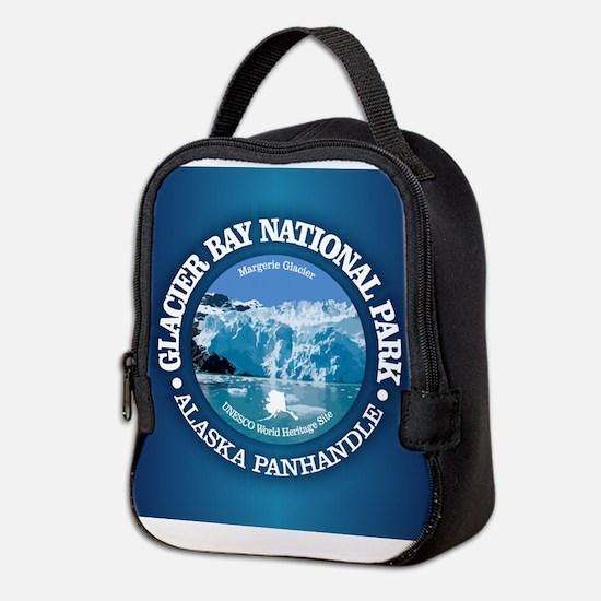 Glacier Bay National Park Neoprene Lunch Bag