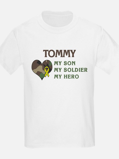 Tommy: My Hero Kids T-Shirt