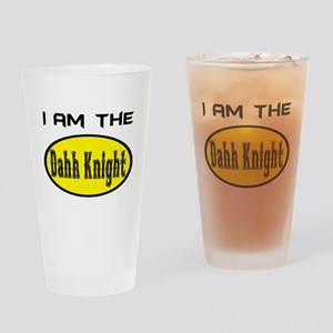Dahk Knight Drinking Glass