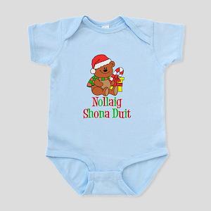 Nollaig Shona Duit Irish Child Body Suit