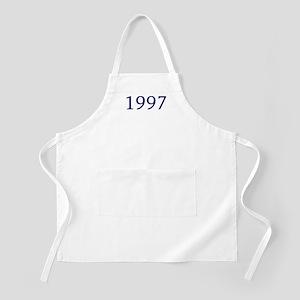 1997 BBQ Apron