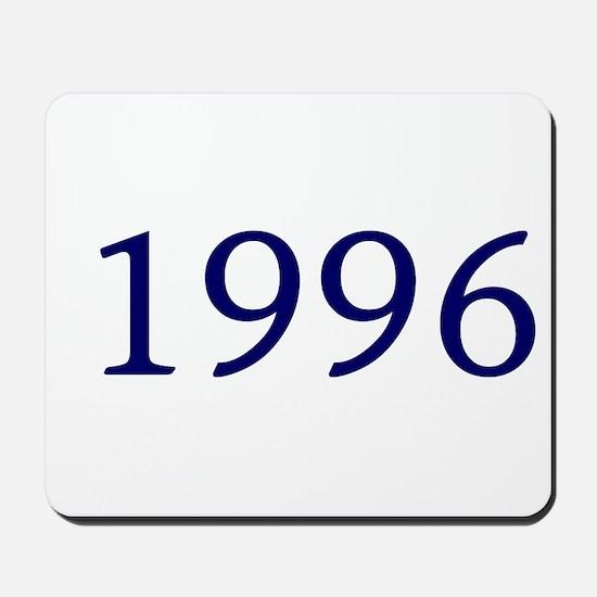 1996 Mousepad