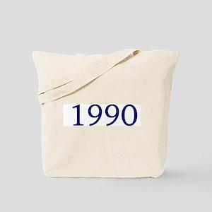 1990 Tote Bag